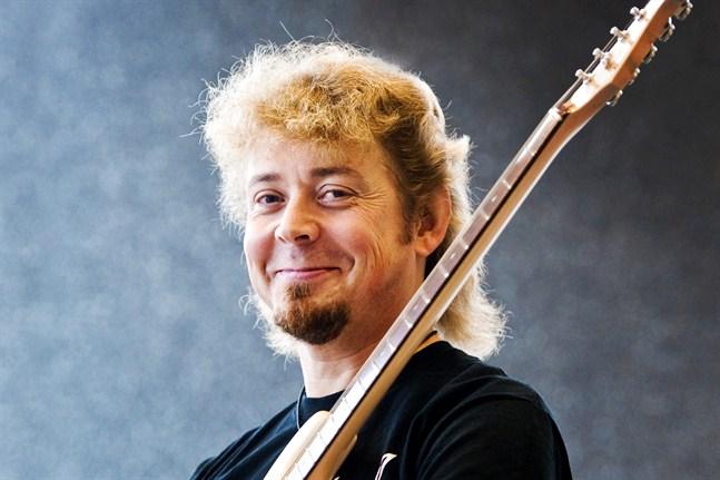 Henric Blomqvist.