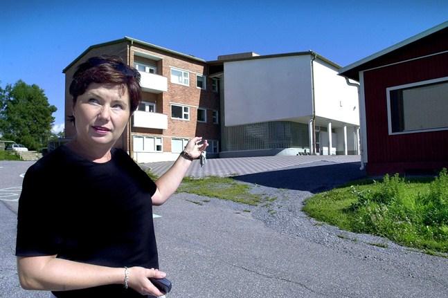 För rektor Lena Sjöholm-Fahllund känns priset extra bra. Skolan har i flera år jobbat för att utveckla kontakten mellan skola och föräldrar.