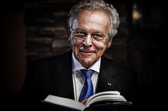 Herman Lindqvist har varit heltidsförfattare sedan 1992.