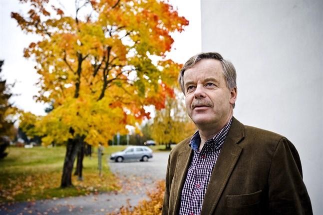Kurt Hellstrand (KD)  arbetar för en tryggare stad.