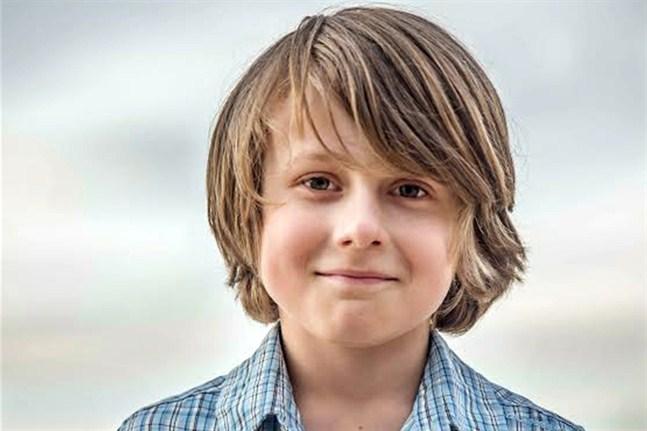 Edvin Hamberg, 10 år, bor i Strömstad.