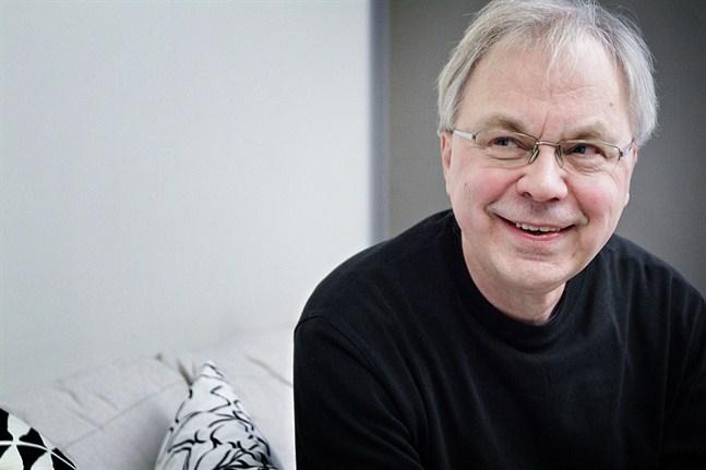 Sven-Erik Klinkmann.