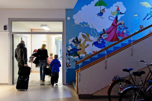 Vårdreformen tryggar finansiering av Helsingfors universitetssjukhus bättre än vårt nuvarande system. Finns ingen orsak till oro i huvudstadsregionen, skriver ung socialdemokrat i Tammerfors. Bilden är från barnkliniken vid universitetssjukhuset.