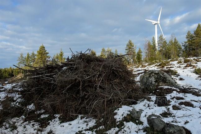 Snart ska vindkraftverket i Fränsviken i Larsmo snurra igen.