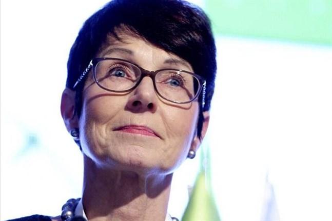 Sari Baldauf tar över som ordförande för Nokias styrelse.