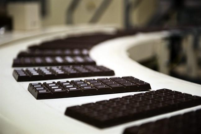 Choklad håller på att bli dyrt.