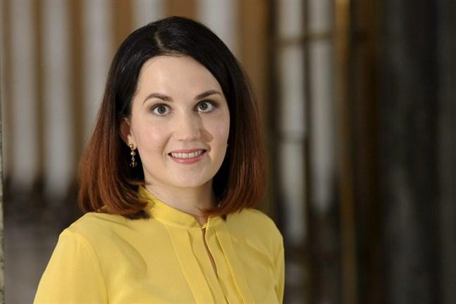 Sanni Grahn-Laasonen blir Finlands nya miljöminister.