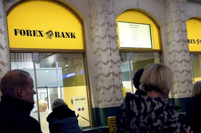 Kista forex bank