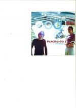 """Place-2-go:s skiva """"Faces"""" från 2000."""