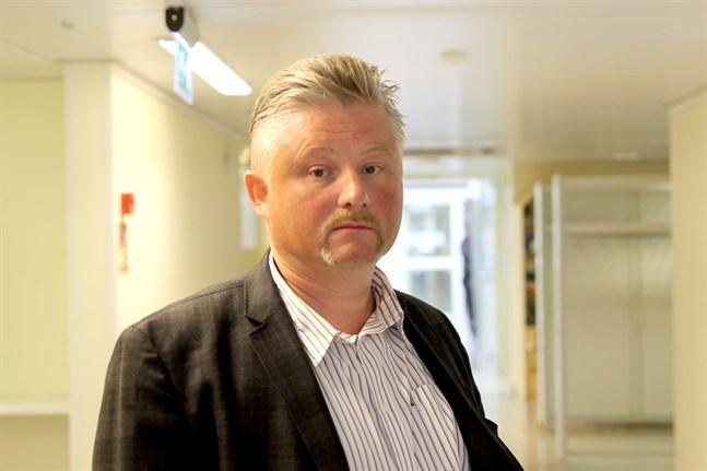 Det var en bra diskussion och vi var överens om så gott som allt, för även Esperi Care vill få sina led rättade, säger vård- och omsorgsdirektör Christian Lindedahl.