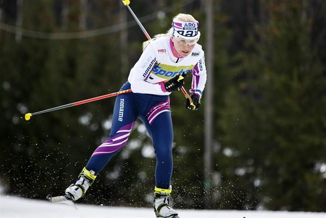 Riitta-Liisa Roponen är en av de anmälda till Kemin Tykkikisat på självständighetsdagen – om tävlingen blir av.