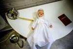 Dopdocka är ett måste för barnens lekar, tycker Inga-Lill Portin.
