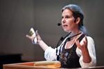 Överläkare Hanna Nohynek på Institutet för hälsa och välfärd.