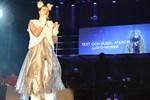 Jahorina Kolppanen sjöng Memory ur musikalen Cats.