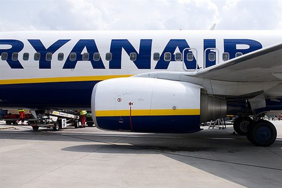Ryanair stramar at regler for handbagage