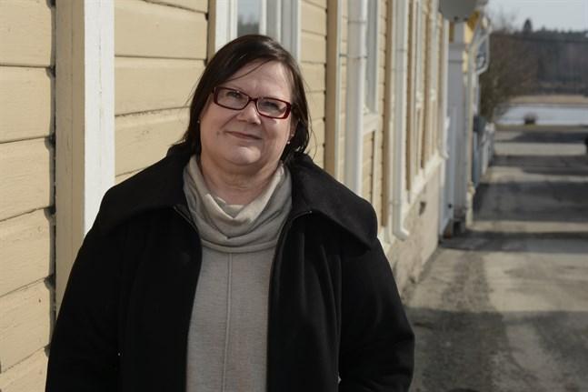 Päivi Isuls, ordförande för Kristdemokraternas lokalavdelning, kan presentera två namn till kandidatlistan i Närpes och i Kristinestad.