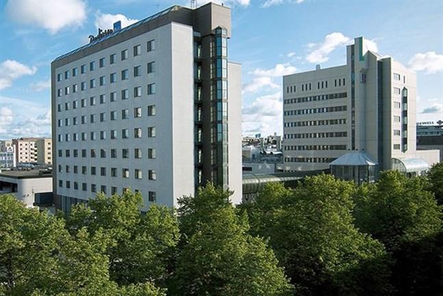 Gäster på hotell Sokos Hotel Royal i Vasa kan ha utsatts för coronasmitta.