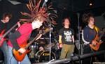 Här spelade Mygrain på Nightlife i Helsingfors, en spelning som gav dem skivkontrakt med Spinefarm år 2005. Från vänster Jonas Kuhlberg, Markus Resi, Janne Manninen, Tommi Tuovinen, Eveliina Kojo och Oskari Lipsanen.