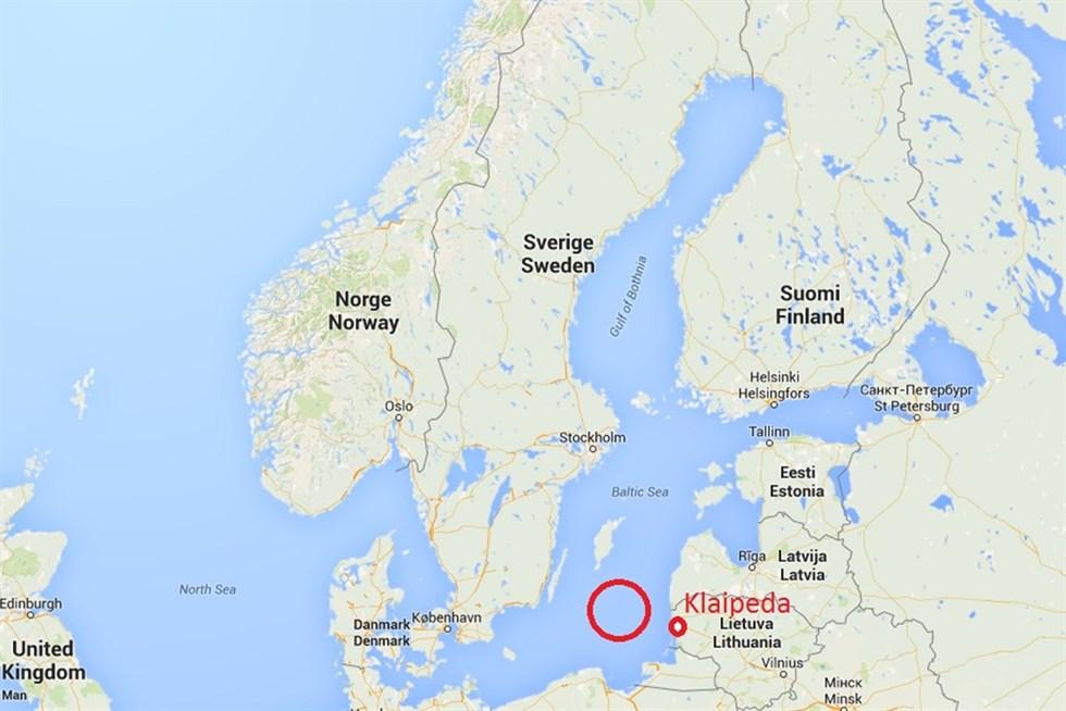 Flygplan Forsvunnet Over Ostersjon Vasabladet