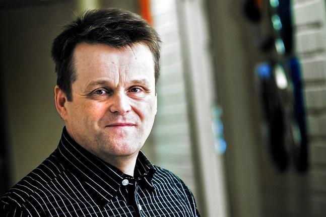 Kronobys kommundirektör Michael Djupsjöbacka, 61, går i pension den första december.