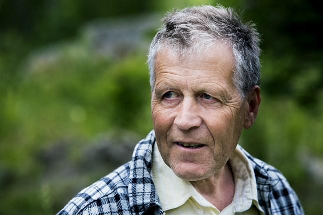 Markku Harju driver Nordic Wildlife Care, som tar hand om vilda djur som på ett eller annat sätt behöver hjälp.