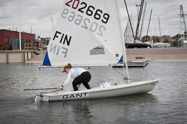 Tuula Tenkanen vann brons i EM.