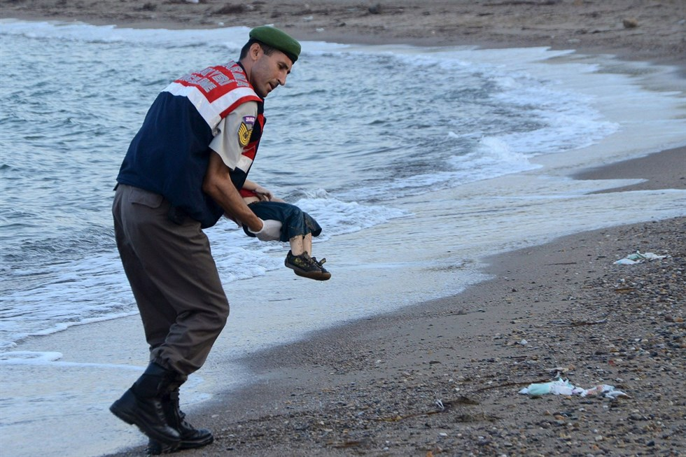 Flyktingfragan skakar italien