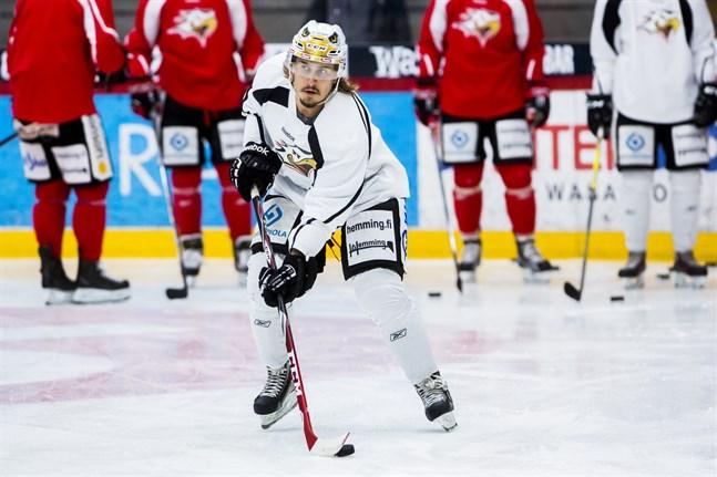 Niclas Lucenius återvänder till Sport för att ta en ledarroll i poängproduktionen.