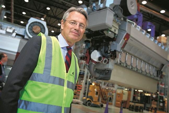 Björn Rosengren, tidigare vd för Wärtsilä, har valts till vd för koncernen ABB. Han tillträder den första mars 2020.