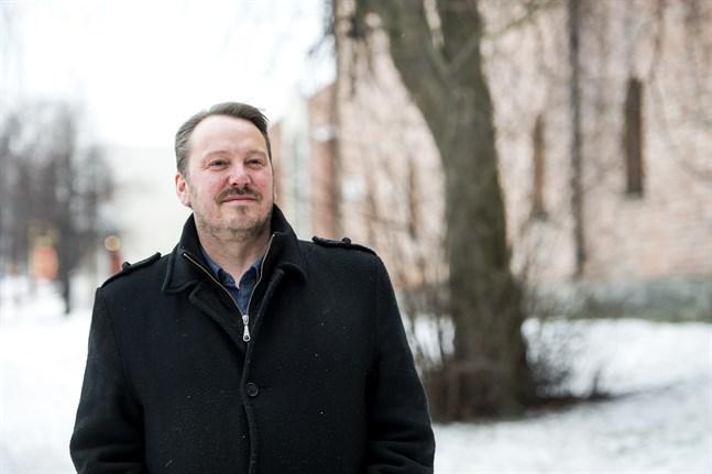 Riksdagsledamot Mats Nylund (SFP).