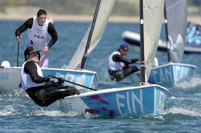 Tapio Nirkko steg till en tredje plats i VM-regatttan i Finnjolle i Nya Zeeland.