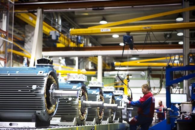 ABB Motors och Generators-enhet i Vasa inledde nya samarbetsförhandlingar i december.
