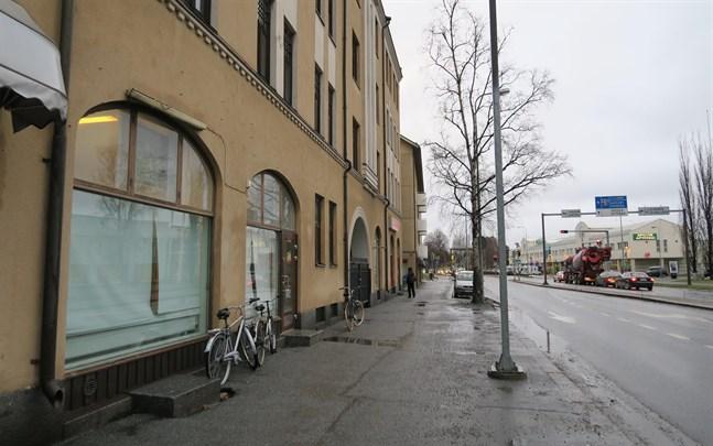 Bland annat Skolgatan 9 utsattes för inbrott i helgen.