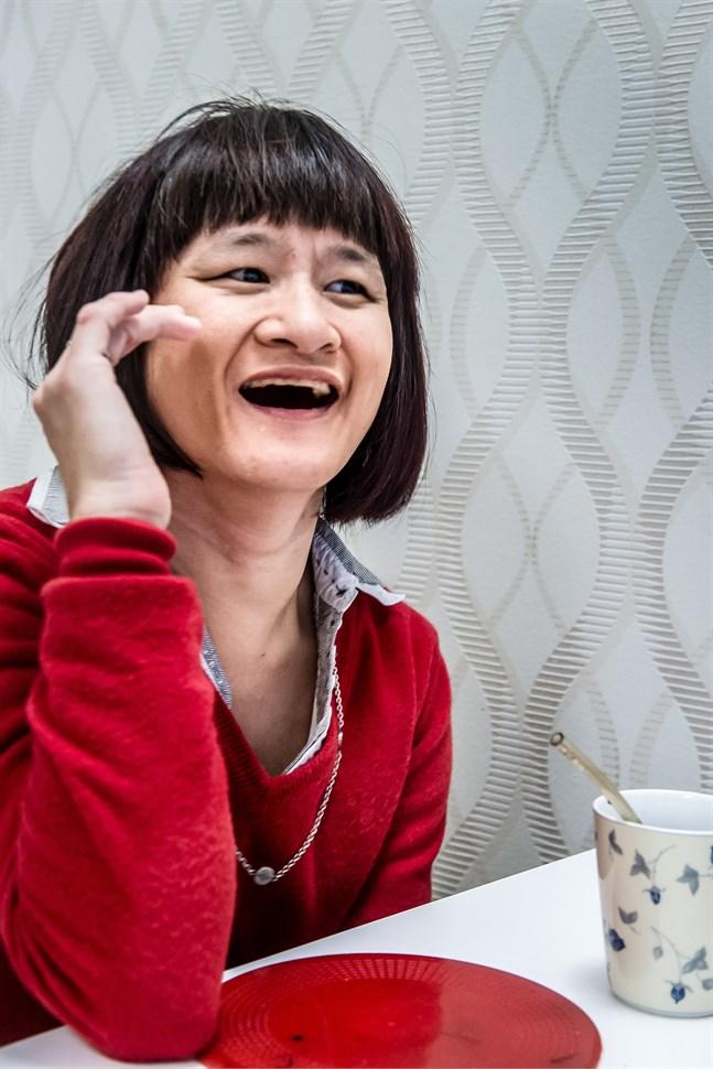 Trots att hon gillar att resa har Susie Stenberg aldrig haft någon lust att besöka Taiwan där hon är född.