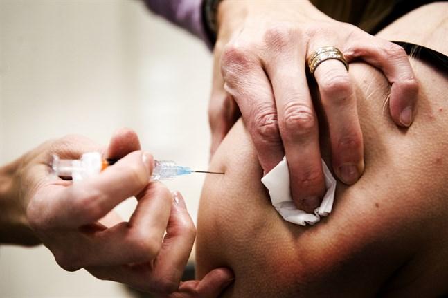 Inom Soite lär influensavaccinet inte ta slut i första taget.