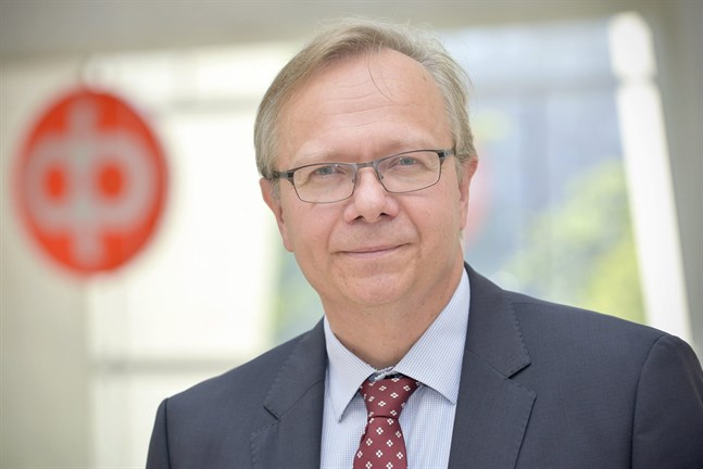 OP:s chefsekonom Reijo Heiskanen ser tecken på en vändning i ekonomin
