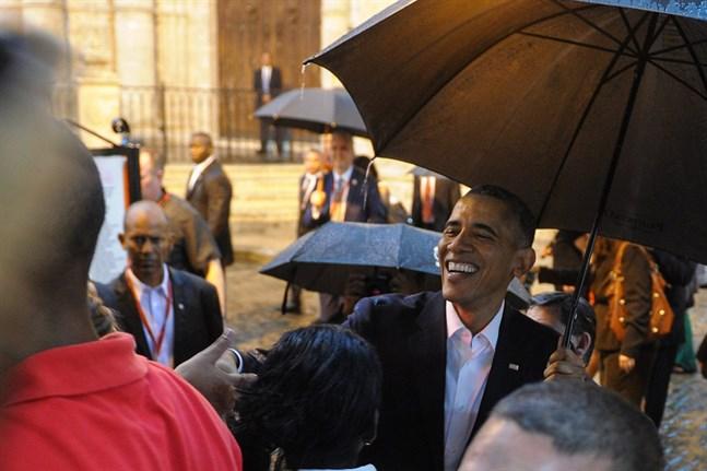 Aktivister greps pa kuba
