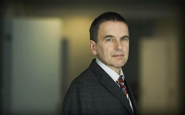 Dan Frände, professor i straff- och processrätt.