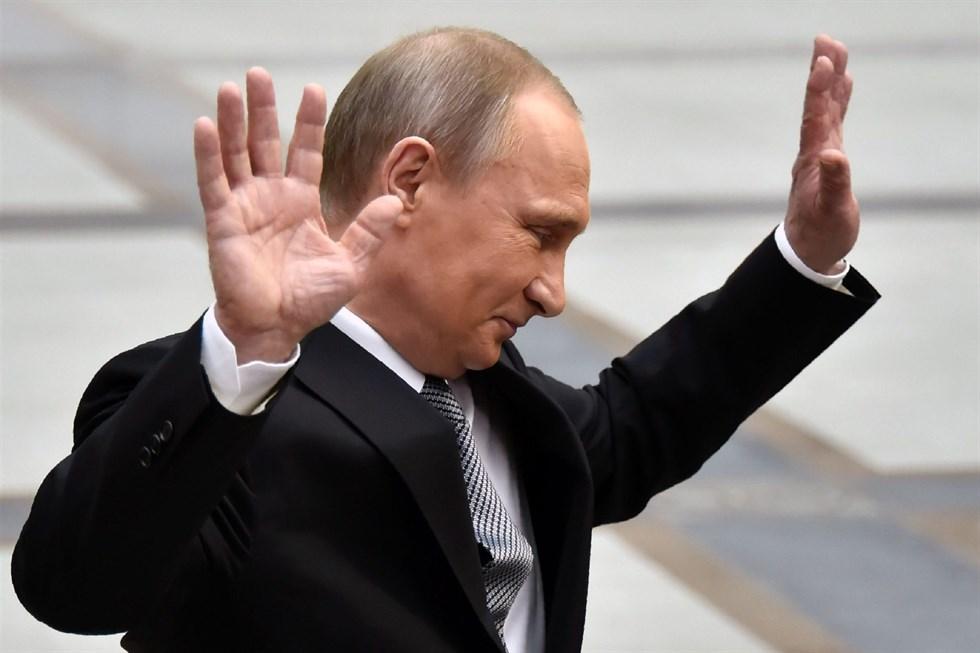Putin sager sig lida med folket