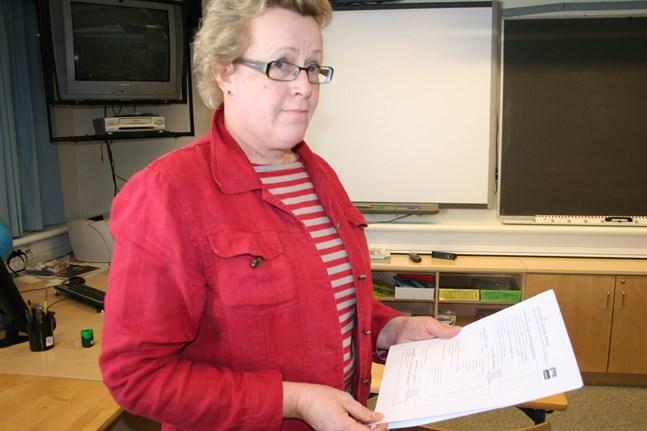 Åsa Laxåback-Nyman valdes till ny rektor för Cronhjelmskolan efter en utdragen process på fyra år.
