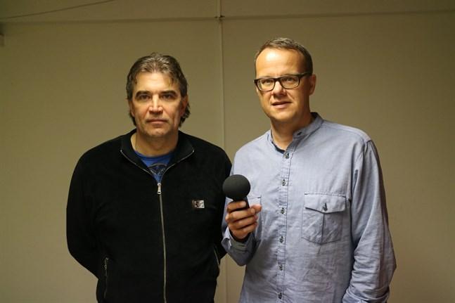Alexei Eremenko och Sören Bäc