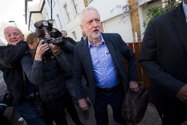 Labourledaren Jeremy Corbyn.