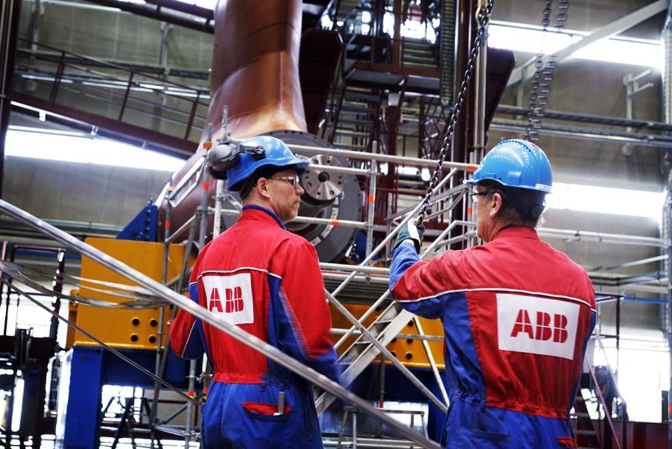 ABB:s transportcenter ger 40 jobb i Vasa - Vasabladet