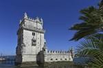 Torre de Belém, Lissabons lättigenkännliga borg, utsågs 1983 till ett världsarv av Unesco.