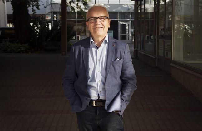 Rune Westergård vill fokusera på det positiva, som att människan kan förändra saker när det behövs.