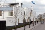Finlands ambassad i Stockholm.