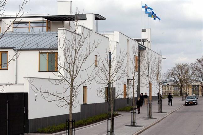 Irakiska ambassaden i stockholm