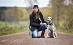 För fyra år sedan startade Tanja Rönnberg Facebooksidan Wilma the dog blog. Att det skulle bli så här stort hade hon aldrig kunnat tro.