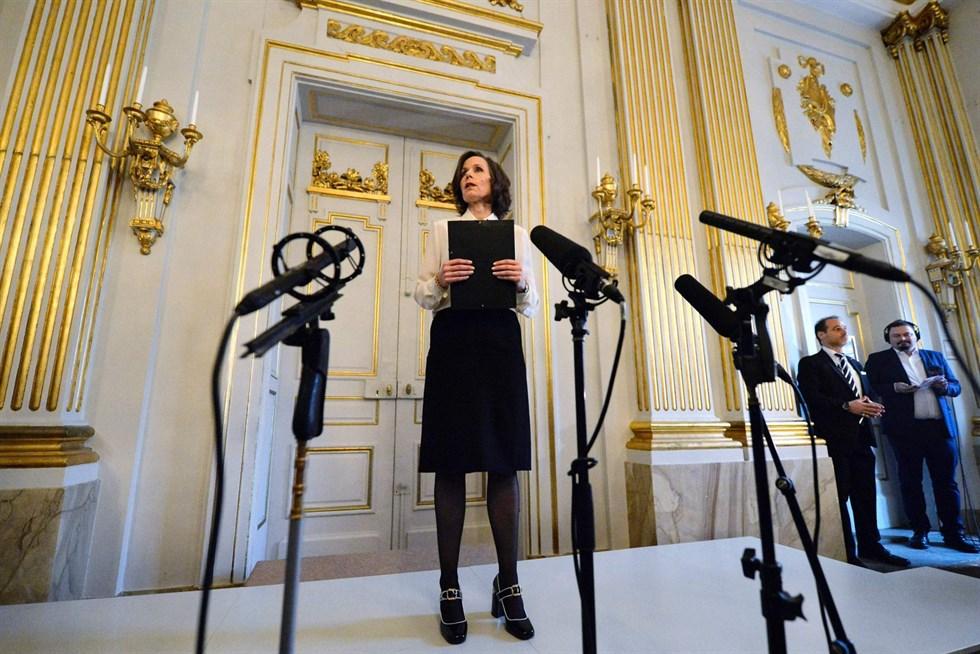 Svenska akademien har slutat soka dylan