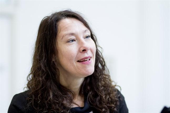 Ann-Sofi Backgren hoppas att alla kommuner i Österbotten skriver under för jämställdhet.